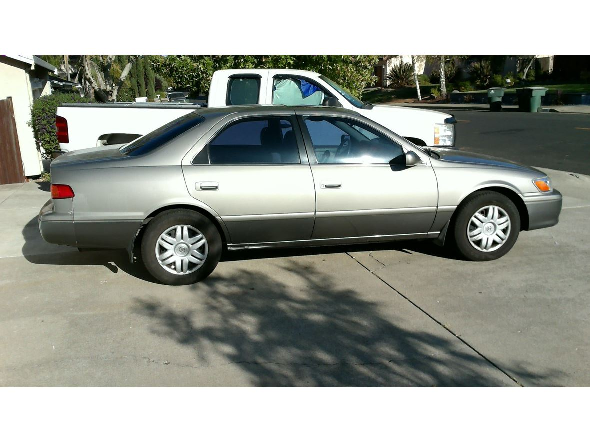 2000 Toyota Camry For By Owner In Morgan Hill