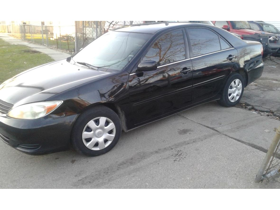 2004 toyota camry for sale by owner in toledo oh 43607. Black Bedroom Furniture Sets. Home Design Ideas