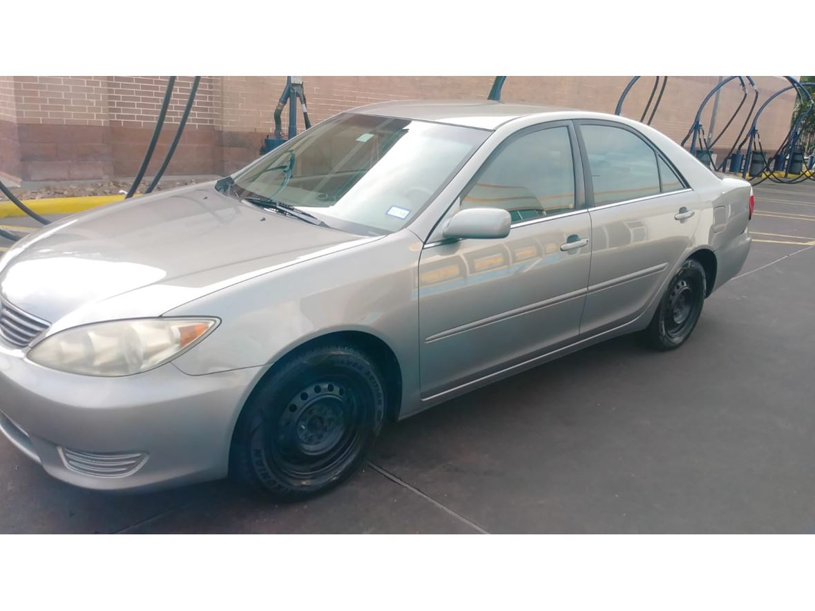 2006 Toyota Camry for sale by owner in Houston