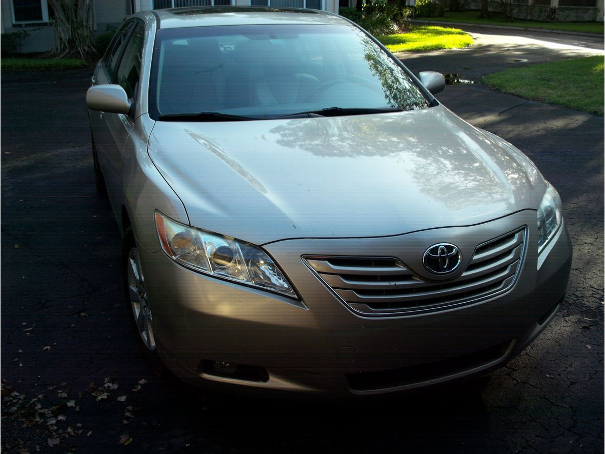 2007 Toyota Camry for Sale by Owner in Sun City Center, FL 33573 - $7,700