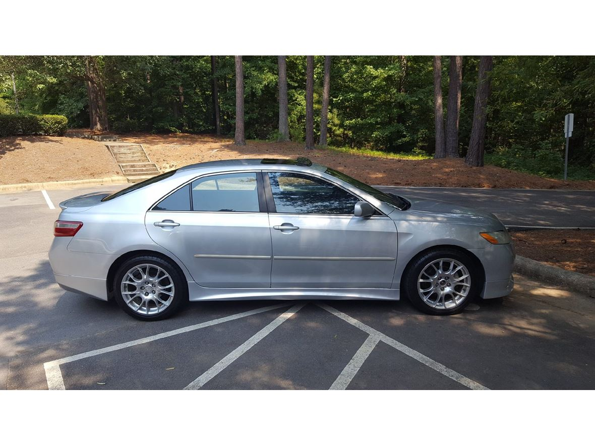 2007 Toyota Camry for sale by owner in Raleigh