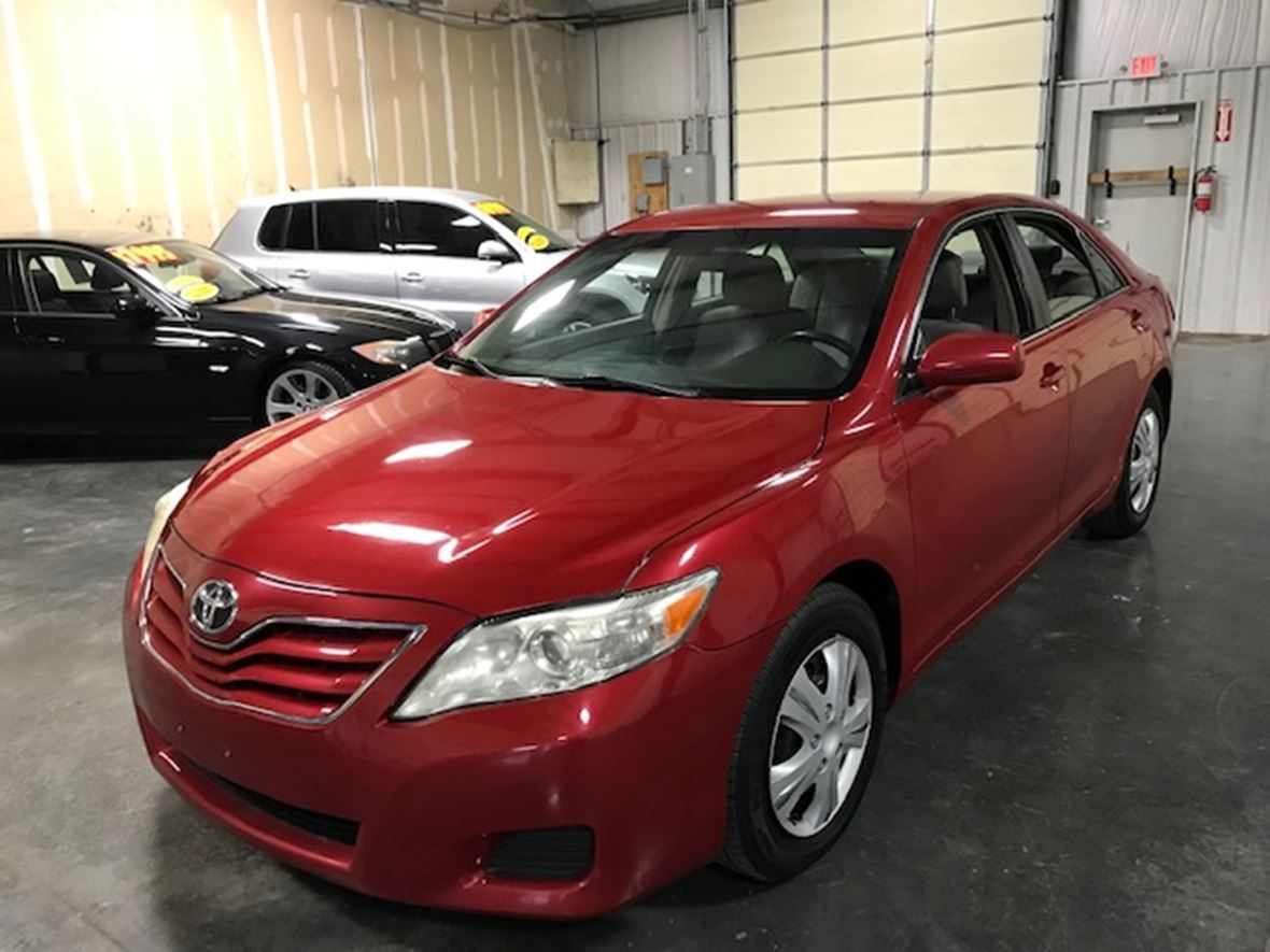 2010 Toyota Camry for sale by owner in Grain Valley