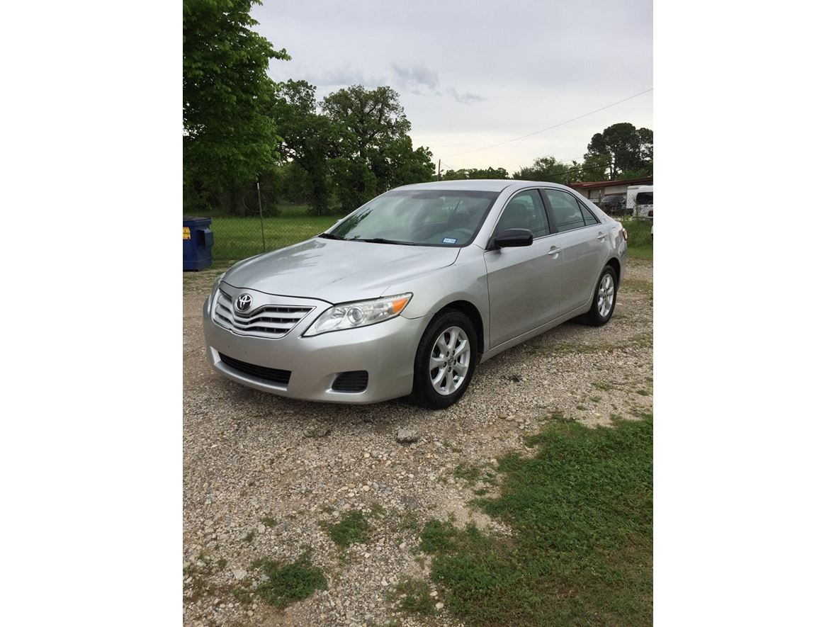 2011 Toyota Camry for sale by owner in Keller