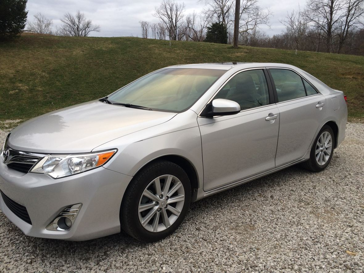 2014 Toyota Camry For Sale >> 2014 Toyota Camry For Sale By Owner In Rockville In 47872 16 800
