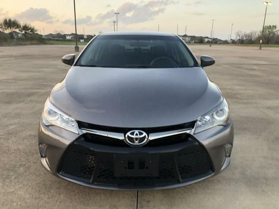 2017 Toyota Camry for sale by owner in Los Angeles
