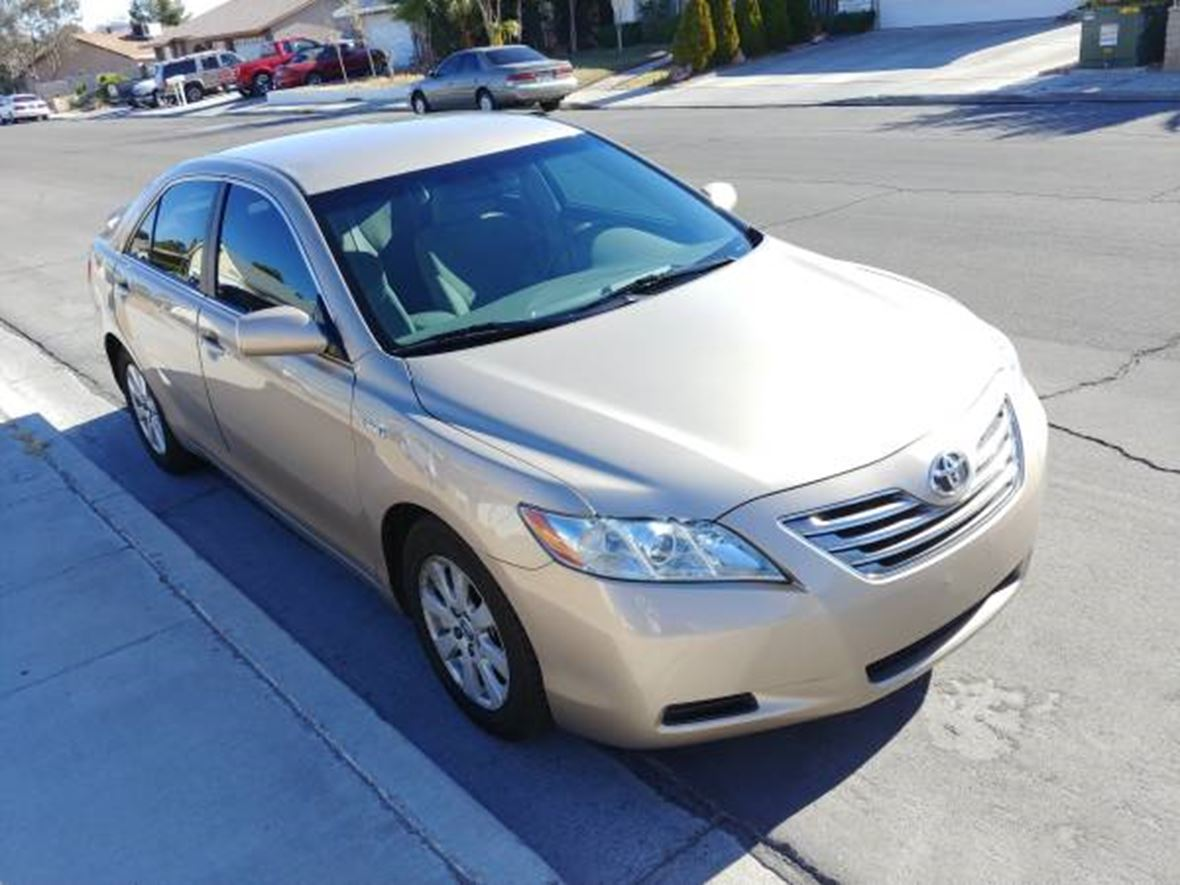 2008 toyota camry hybrid for sale by owner in las vegas nv 89103. Black Bedroom Furniture Sets. Home Design Ideas