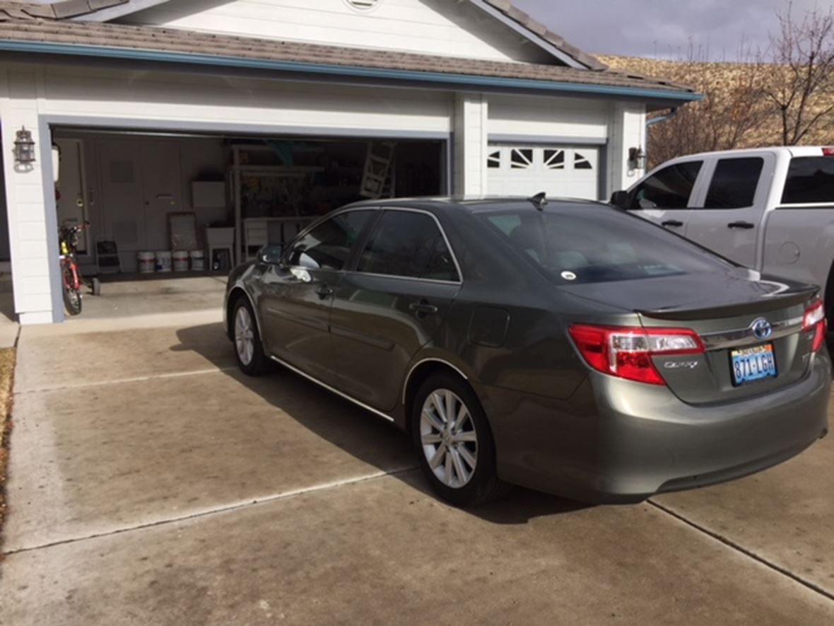 2013 Toyota Camry For Sale >> 2013 Toyota Camry Xle For Sale By Owner In Sparks Nv 89436 14 000