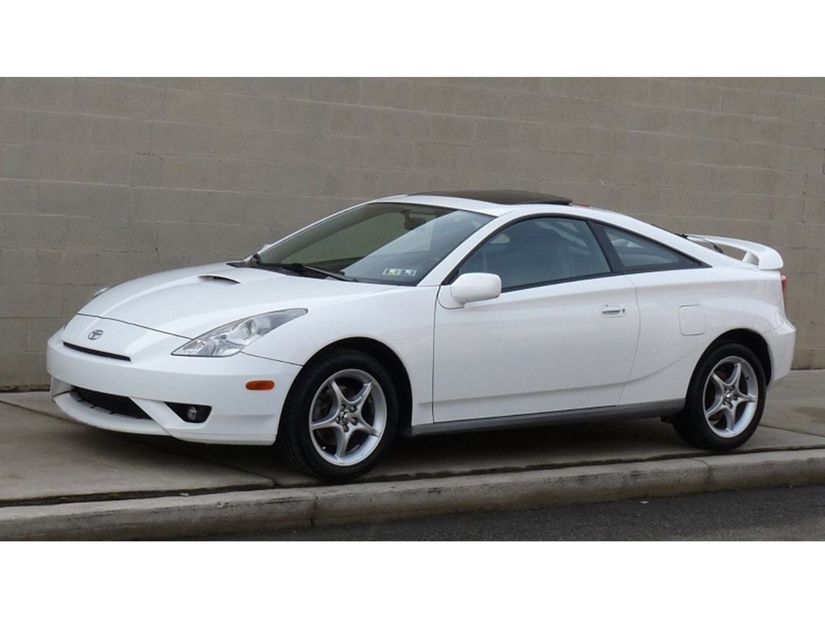 2004 Toyota Celica for sale by owner in Philadelphia