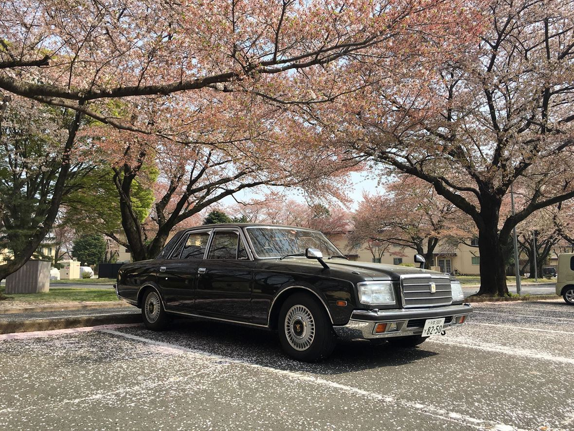 Cars For Sale In Arizona >> 1993 Toyota Century For Sale By Owner In Tucson Az 85712 9 000