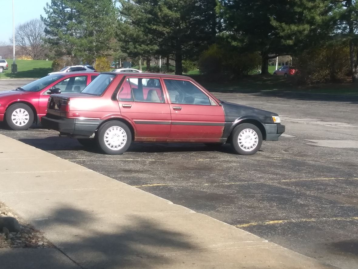 1987 Toyota Corolla for sale by owner in Cleveland