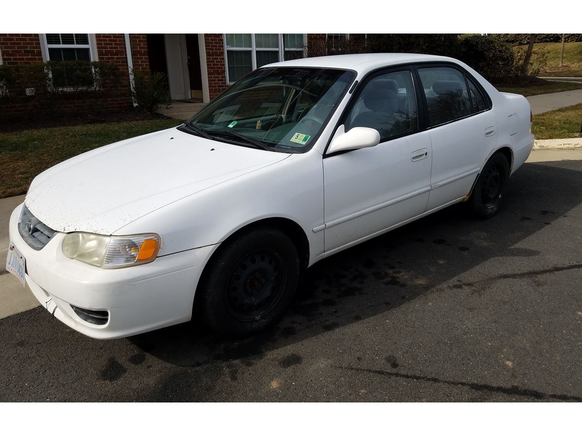 2002 Toyota Corolla for sale by owner in Ashburn