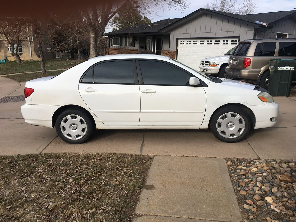 Toyota For Sale By Owner >> 2005 Toyota Corolla For Sale By Owner In Denver Co 80209 1 600