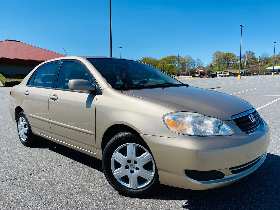 2005 Toyota Corolla for sale by owner in Marietta