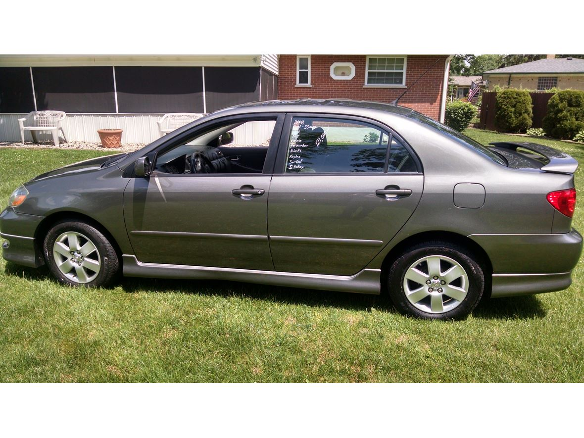 2008 Toyota Corolla For Sale >> 2008 Toyota Corolla For Sale By Owner In Cincinnati Oh 45245 6 600