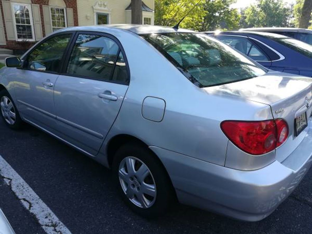 2008 Toyota Corolla for sale by owner in North Brunswick
