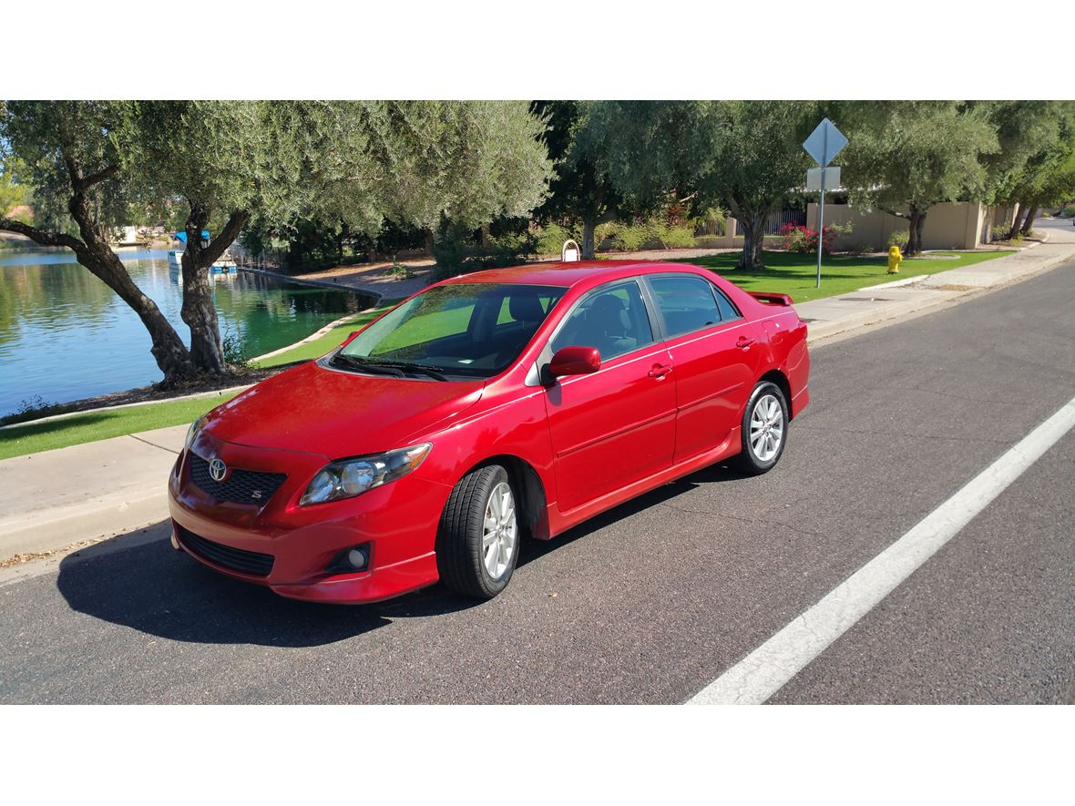 2009 Toyota Corolla for sale by owner in Mesa