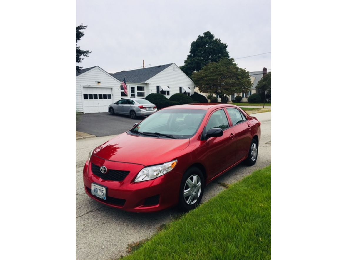 2009 toyota corolla for sale by owner in cranston ri 02910. Black Bedroom Furniture Sets. Home Design Ideas