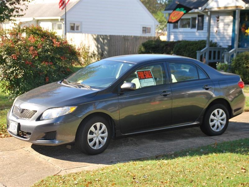 2010 Toyota Corolla For Sale >> 2010 Toyota Corolla For Sale By Owner In Virginia Beach Va 23464