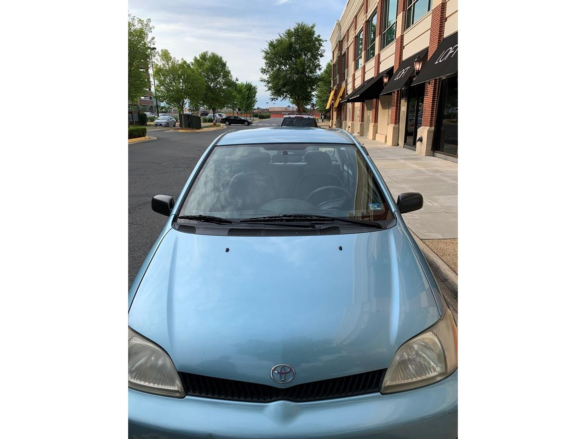 2002 Toyota Echo for sale by owner in Fairfax