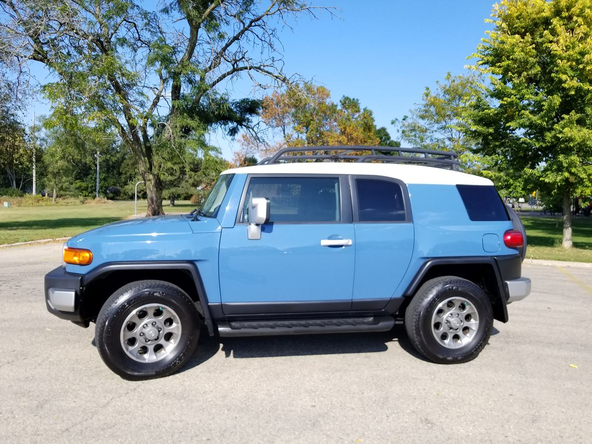 For Sale By Owner Madison Wi >> 2012 Toyota Fj Cruiser For Sale By Owner In Madison Wi 53714 27 000