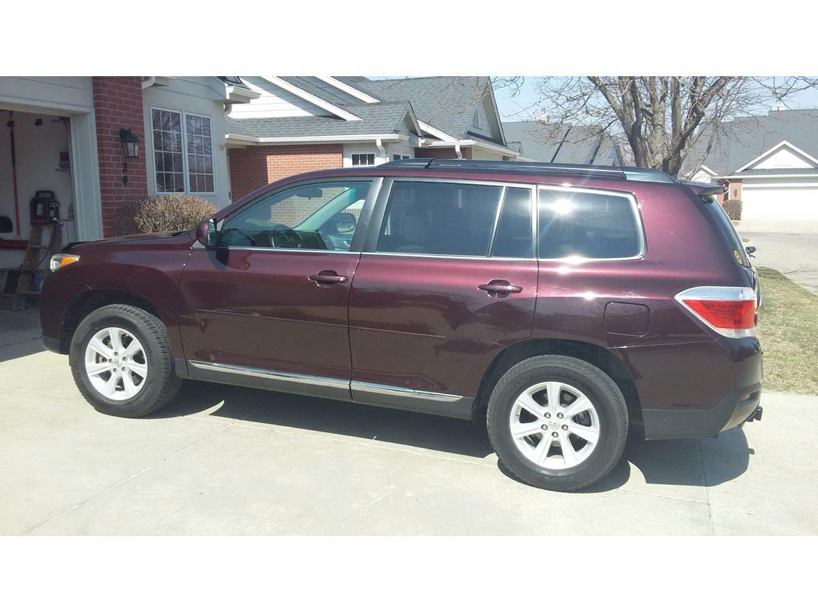 2012 Toyota Highlander For Sale >> 2012 Toyota Highlander For Sale By Owner In West Des Moines Ia 50266 20 500