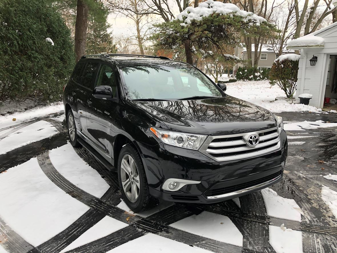2013 Toyota Highlander For Sale >> 2013 Toyota Highlander For Sale By Owner In Pleasant Ridge Mi 48069 18 500