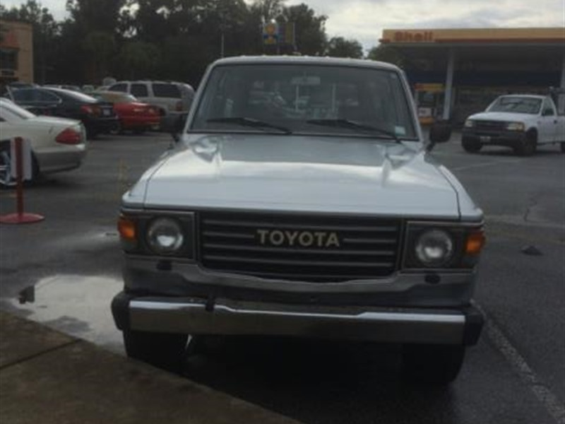 1985 Toyota Land Cruiser for sale by owner in CORDELE