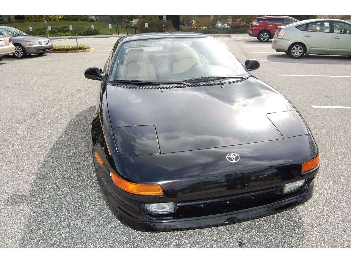 1995 Toyota MR2 for sale by owner in West Palm Beach