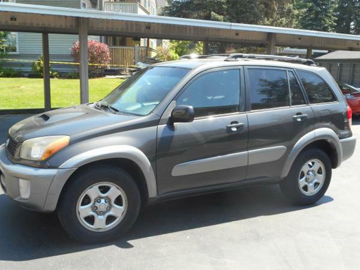 2003 Toyota Rav4 for sale by owner in Redmond