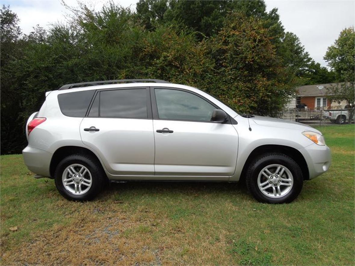 2007 Toyota Rav4 For Sale By Owner In Fremont Ca 94539
