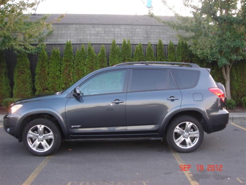 Used Car Toyota Rav Sale In Seattle