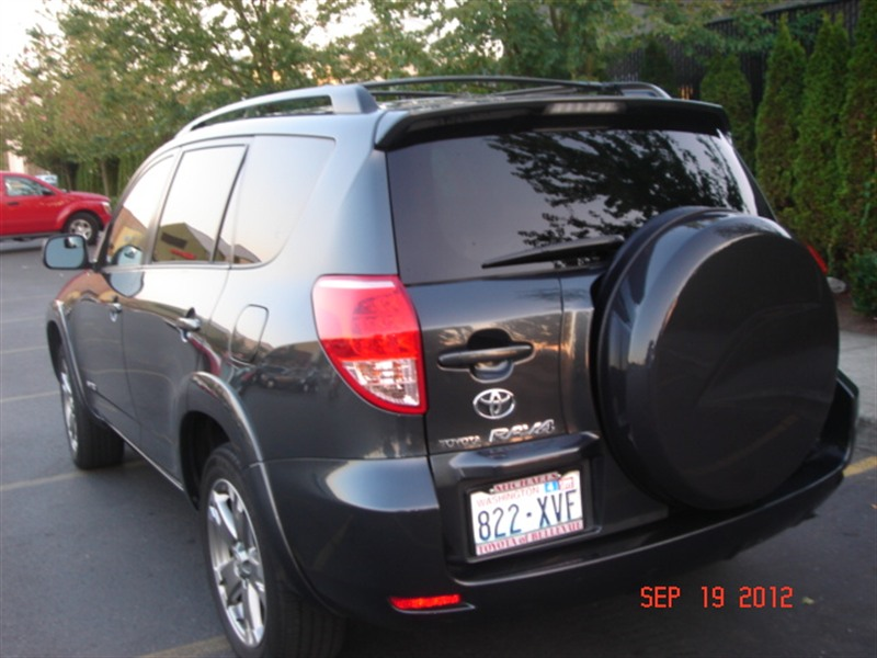 2008 Toyota Rav4 For Sale By Owner In Seattle Wa 98107