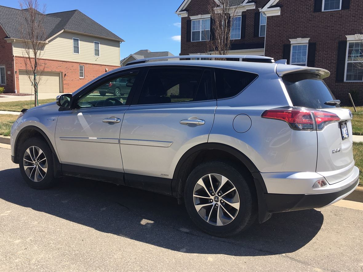 2016 Toyota RAV4 EV for sale by owner in Canton