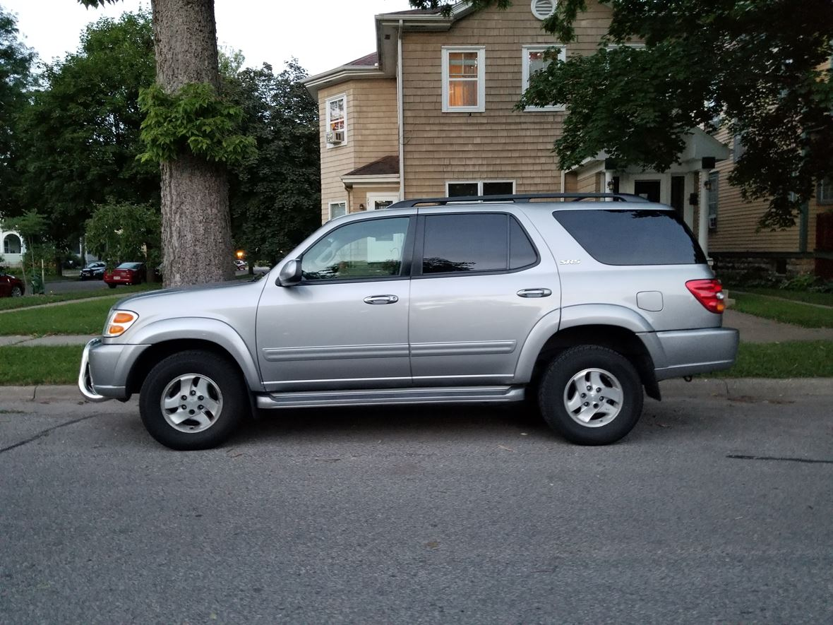 2003 Toyota Sequoia For Sale By Owner In La Crosse