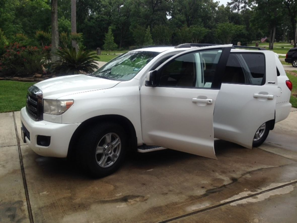 2008 Toyota Sequoia for sale by owner in Montgomery