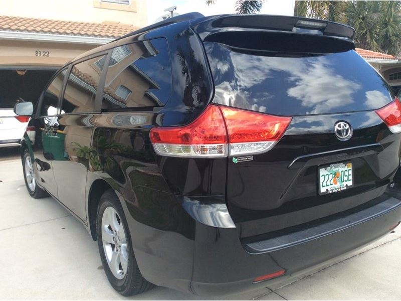 Toyota For Sale By Owner >> 2012 Toyota Sienna For Sale By Owner In Naples Fl 34120