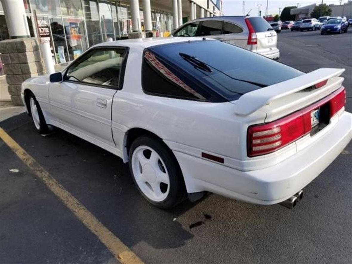 1991 Toyota Supra For Sale By Owner In Konawa