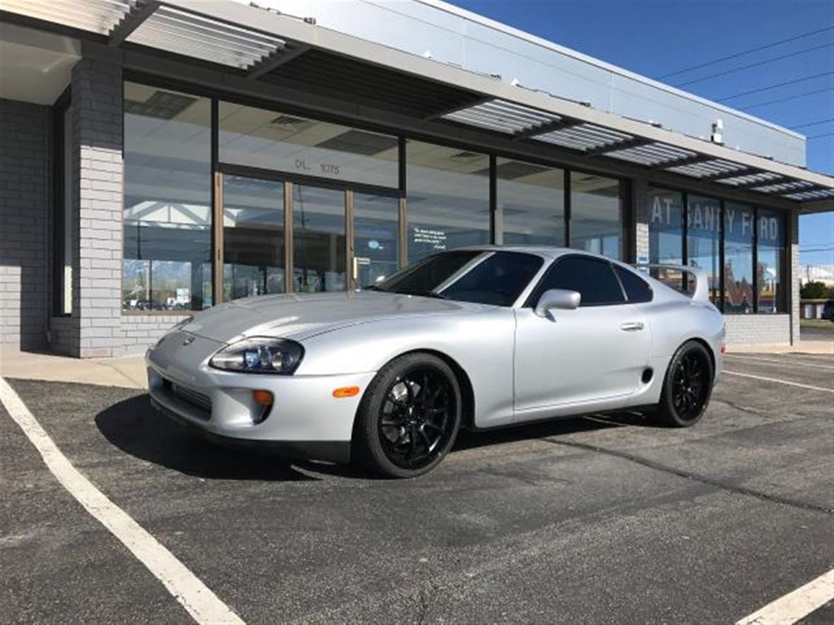 1996 Toyota Supra for sale by owner in Jensen Beach