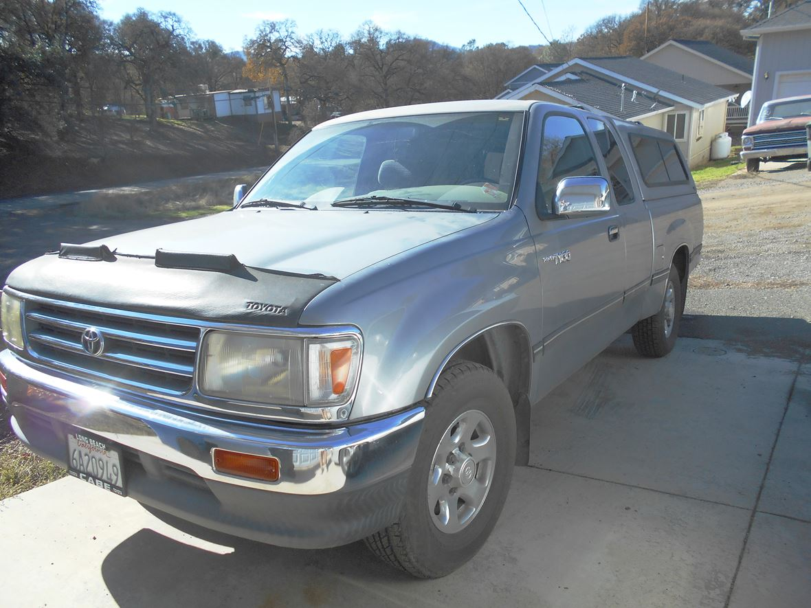 1996 Toyota T100 for sale by owner in Clearlake