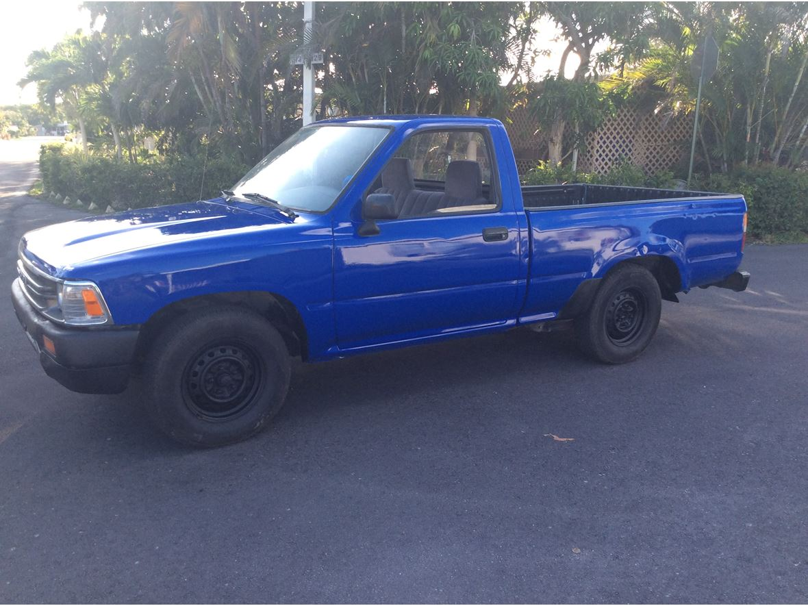 1990 Toyota Tacoma for Sale by Owner in Hollywood, FL 33025 - $2,800