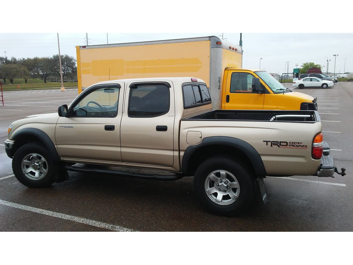 2001 Toyota Tacoma for sale by owner in Pearl River