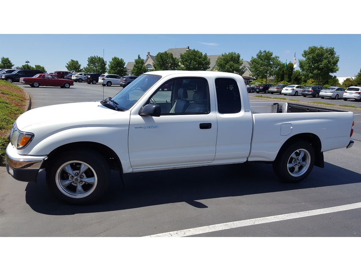 2002 Toyota Tacoma For Sale >> 2002 Toyota Tacoma For Sale By Owner In Seattle Wa 98146 9 200