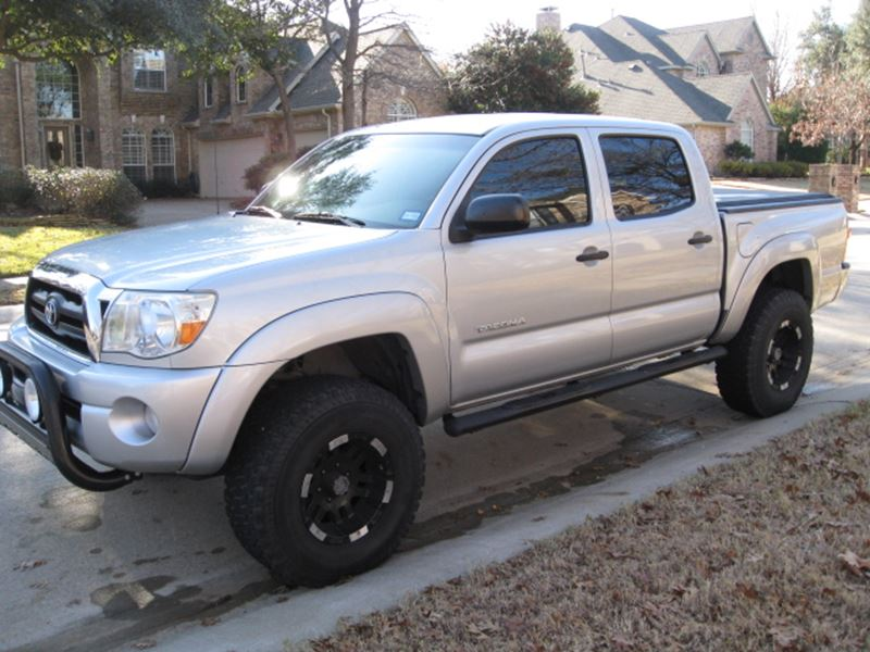 Used Tacoma For Sale >> 2007 Toyota Tacoma For Sale By Owner In Mckinney Tx 75071 17 500
