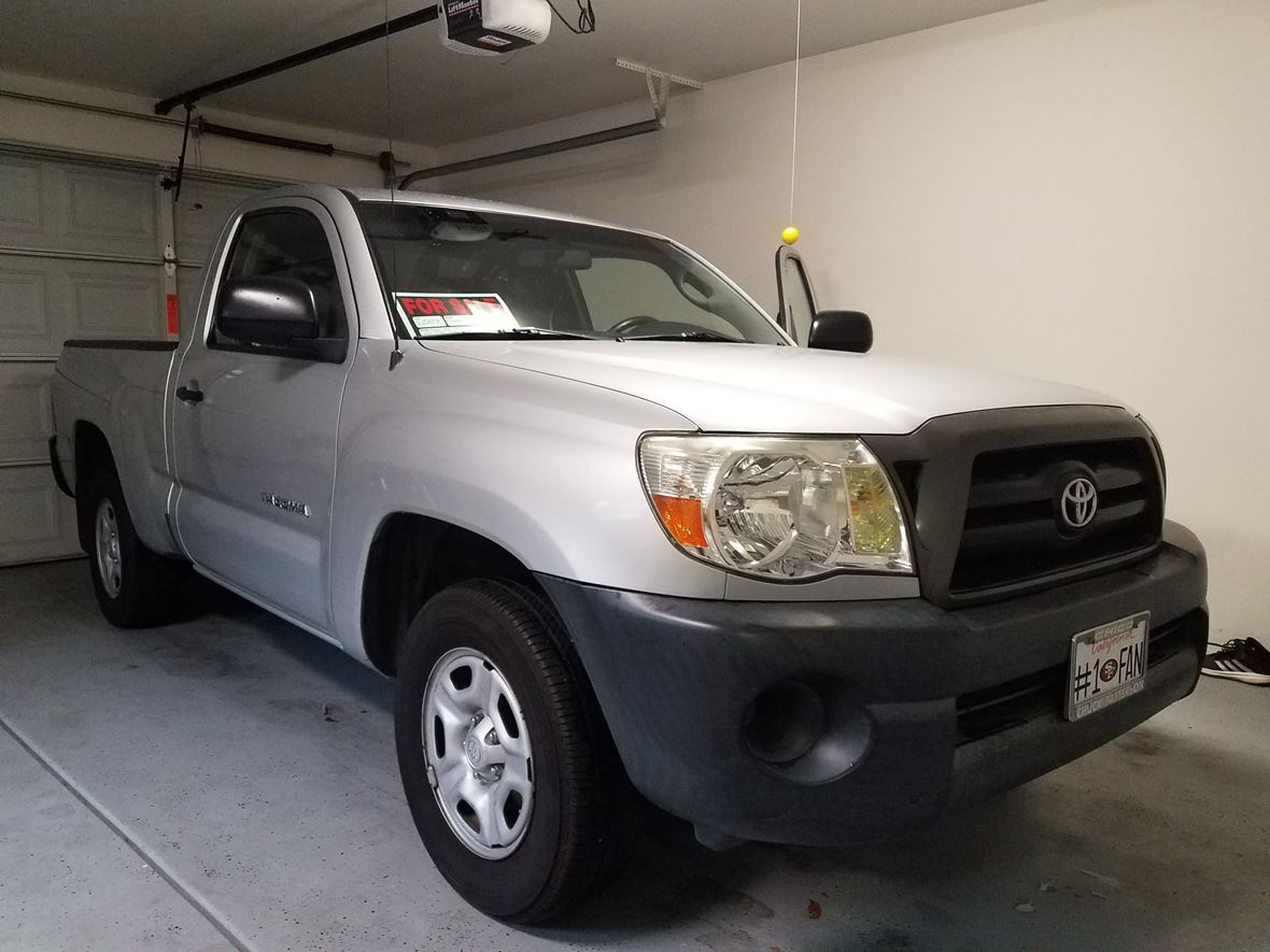 2007 Toyota Tacoma For Sale >> 2007 Toyota Tacoma For Sale By Owner In Chico Ca 95926 8 500