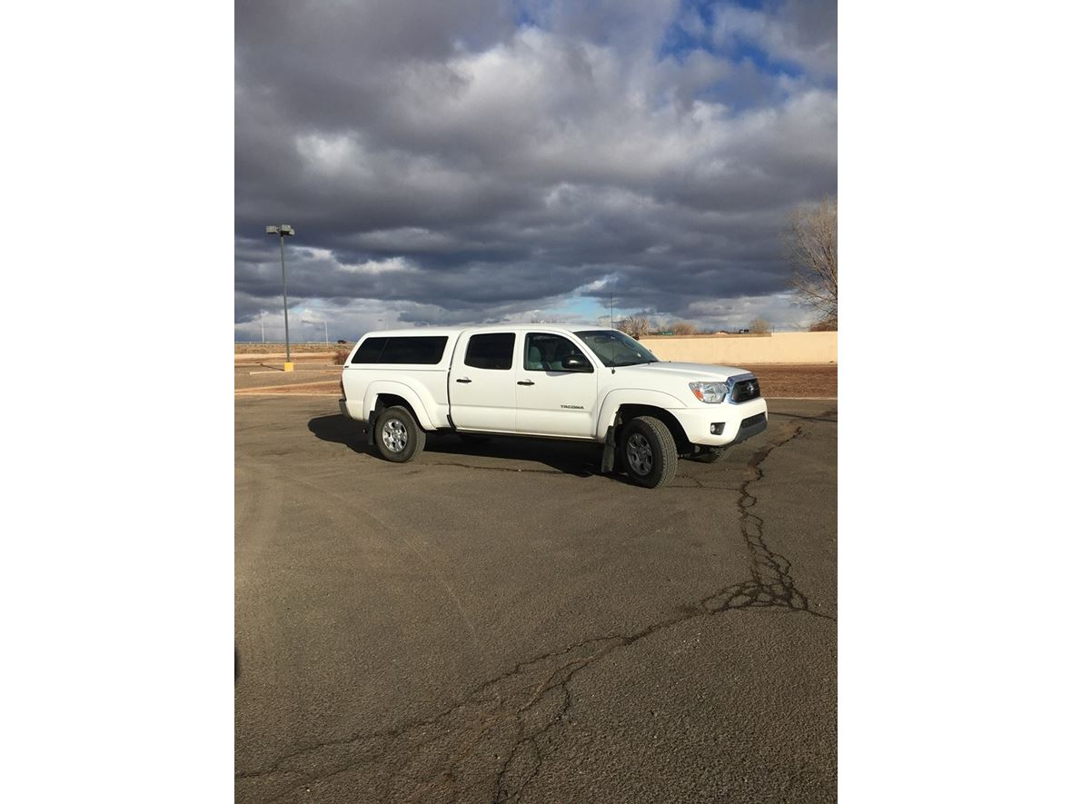 2013 Toyota Tacoma for sale by owner in Winslow
