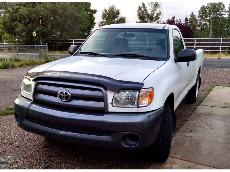 2003 Toyota Tundra For Sale By Owner In Lakeside Az 85929