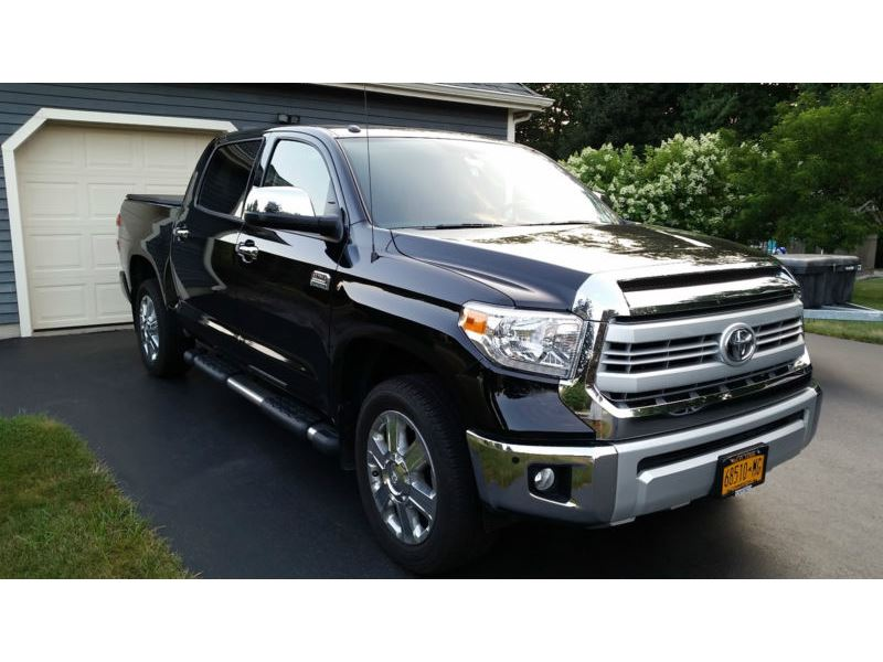 2015 Toyota Tundra for sale by owner in CAMDEN