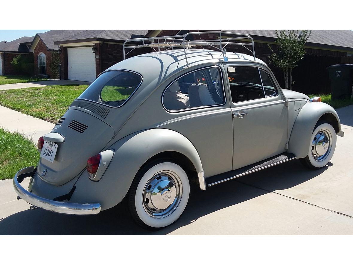 1970 volkswagen beetle - antique car - killeen, tx 76541