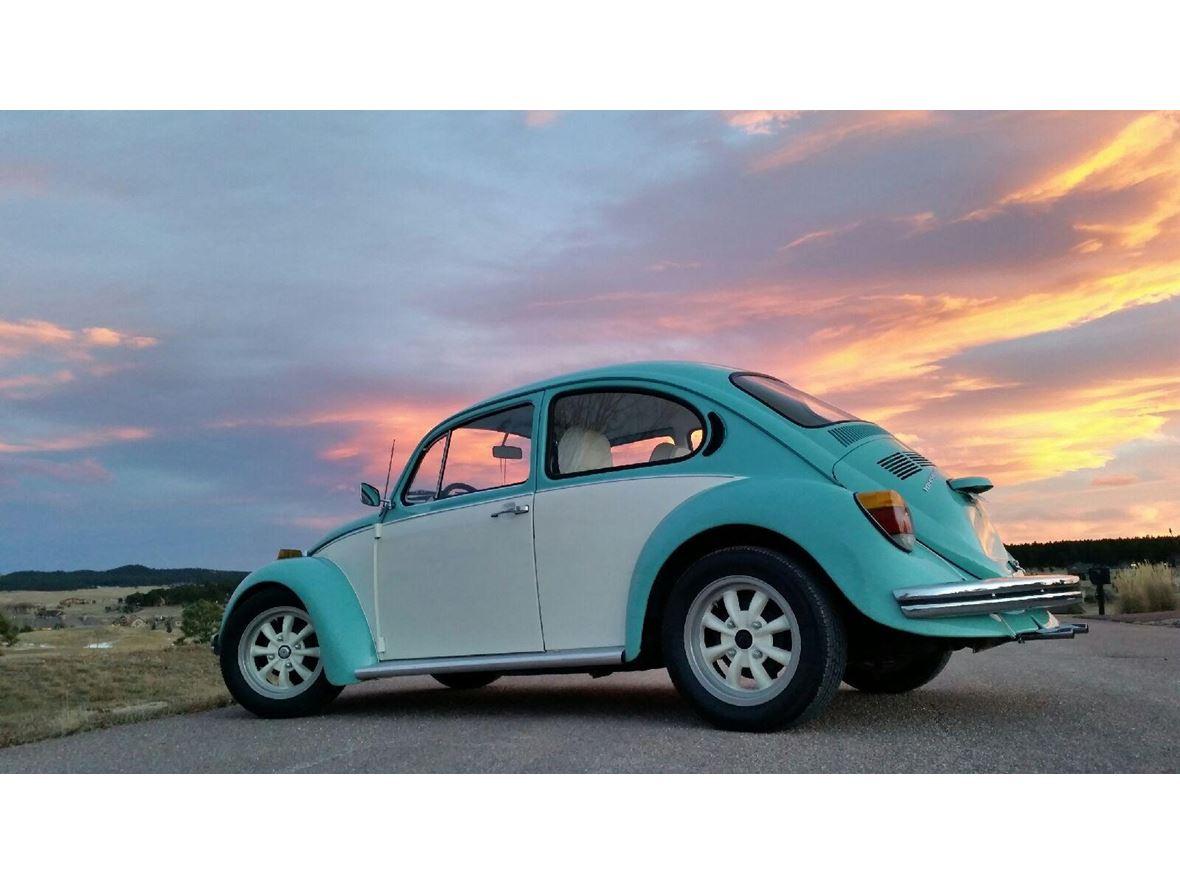 1973 Volkswagen Beetle >> 1973 Volkswagen Beetle For Sale By Owner In Monument Co 80132 9 000