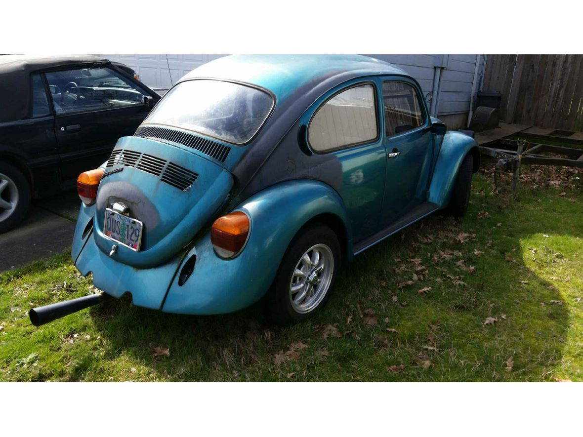 1974 Volkswagen Beetle for sale by owner in Woodburn